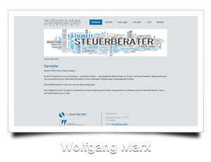 Steuerberater Wolfgang Marx